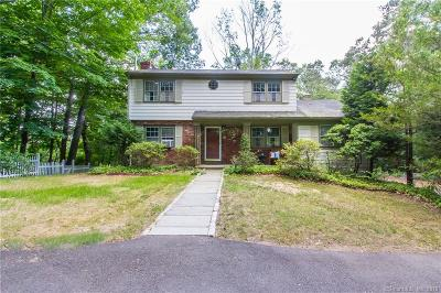 Ridgefield Single Family Home For Sale: 130 Stony Hill Road