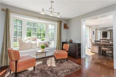 Norwalk Single Family Home For Sale: 180 East Rocks Road