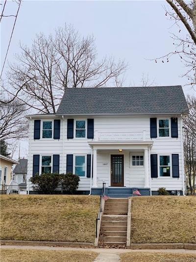 New Haven Single Family Home For Sale: 1887 Chapel Street