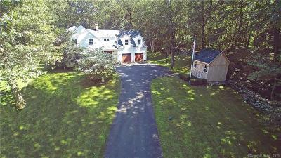 Wilton Single Family Home For Sale: 41 Quail Ridge Road