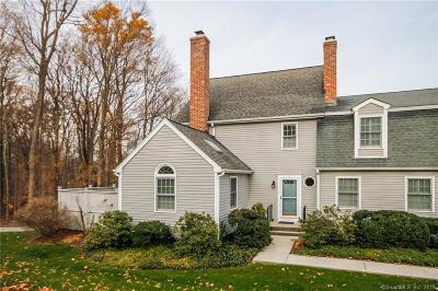 Ridgefield Condo/Townhouse For Sale: 120 Prospect Street #7