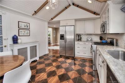 New Canaan Single Family Home For Sale: 30 Knapp Lane