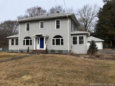 Orange Single Family Home For Sale: 295 Derby Avenue