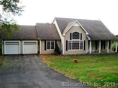 Seymour Single Family Home For Sale: 116 Old Ansonia Road