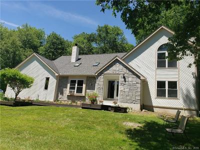 New Milford Single Family Home For Sale: 8 Grants Lane