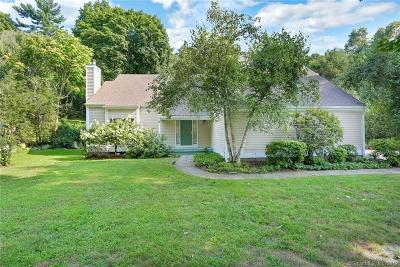 Westport Single Family Home For Sale: 18 Cross Highway