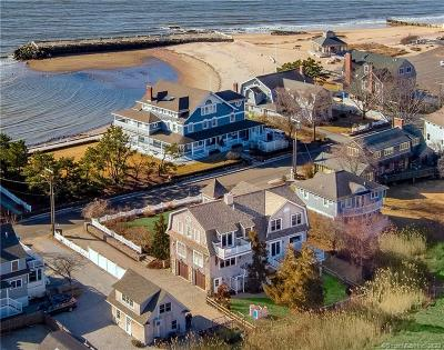 Madison Single Family Home For Sale: 143 Middle Beach Road