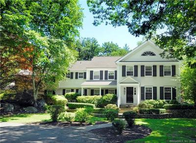 Wilton Single Family Home For Sale: 149 Pipers Hill Road