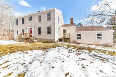 Washington CT Single Family Home For Sale: $375,000