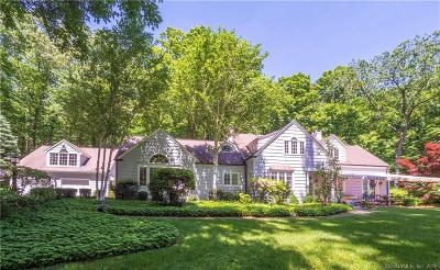 Wilton Single Family Home For Sale: 270 Newtown Turnpike