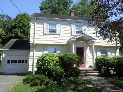 Hamden Single Family Home For Sale: 184 Ridgewood Avenue