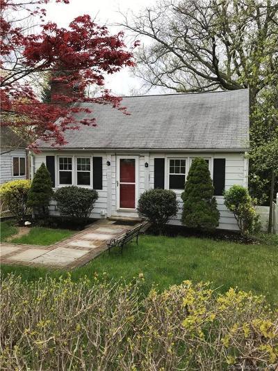 Darien Single Family Home For Sale: 185 Noroton Avenue