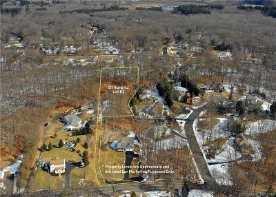 Trumbull Residential Lots & Land For Sale: 153 Hurd Road
