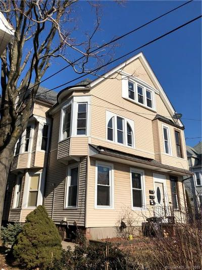 New Haven County Multi Family Home For Sale: 178 Sherman Avenue