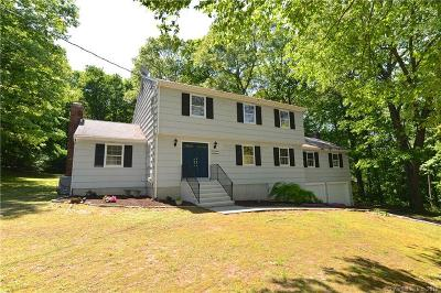Fairfield Single Family Home For Sale: 143 Rolling Hills Drive