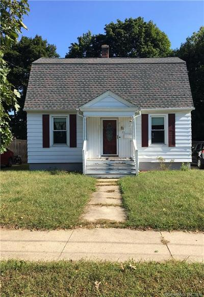 Waterbury Single Family Home For Sale: 25 Sycamore Lane