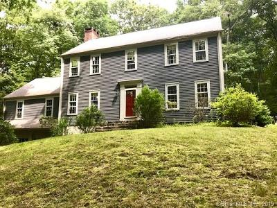 Newtown Single Family Home For Sale: 61 High Rock Road