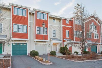 West Hartford Condo/Townhouse For Sale: 645 Prospect Avenue #6