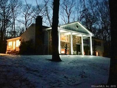 Monroe Single Family Home For Sale: 99 Sentry Hill Road