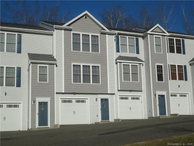 Waterbury Condo/Townhouse For Sale: 132 Taft Pointe #5