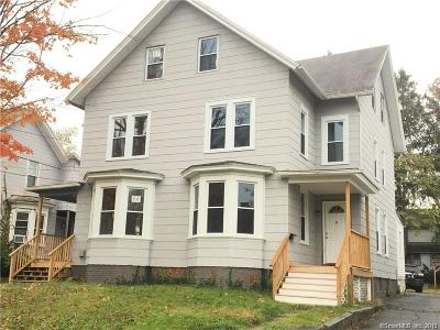 Middletown Multi Family Home For Sale: 37-39 Loveland Street