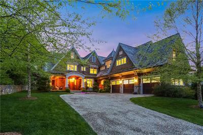Westport Single Family Home For Sale: 35 Burnham Hill
