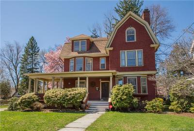 Hartford Single Family Home For Sale: 143 Tremont Street
