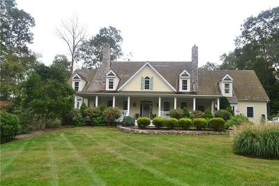 Southbury Single Family Home For Sale: 125 Lake Ridge Road