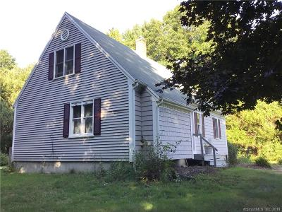 Ledyard Single Family Home For Sale: 1 Windward Lane