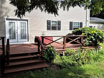 Danbury Single Family Home For Sale: 2 Deer Hill Avenue