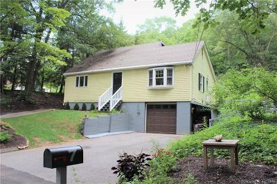 Bethel Single Family Home For Sale: 7 Shelter Rock Road