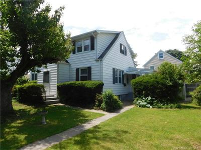 Stamford Single Family Home For Sale: 7 Judy Lane