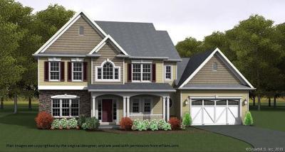 Avon Single Family Home For Sale: 260b Lovely Street