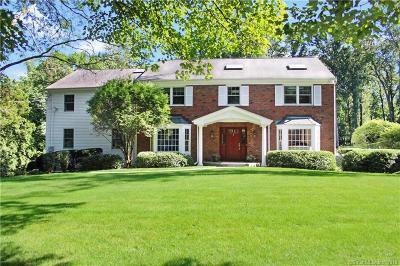 Stamford Single Family Home For Sale: 180 Dogwood Lane