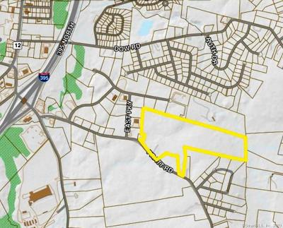 Windham County Residential Lots & Land For Sale: 116 Pratt Road