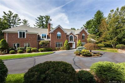 Middlebury CT Single Family Home For Sale: $875,000