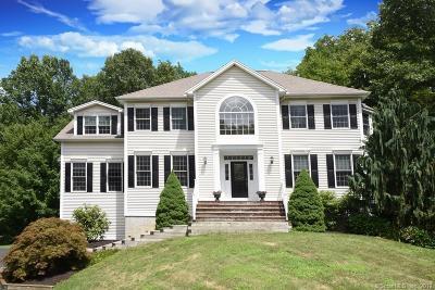SHERMAN Single Family Home For Sale: 8 Border Lane