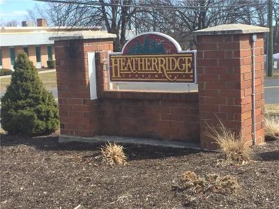 Fairfield County Condo/Townhouse For Sale: 98 Heather Ridge #98
