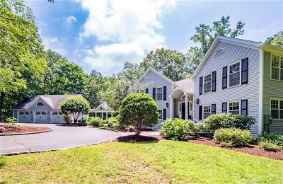 Weston Single Family Home For Sale: 37 Alwyn Lane