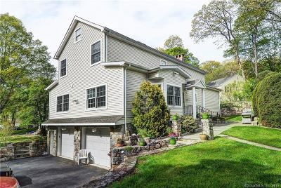 New Canaan Single Family Home For Sale: 131 River Street