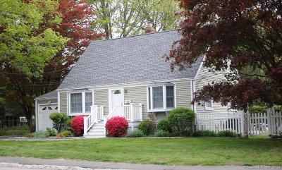 Fairfield Single Family Home For Sale: 946 High Street