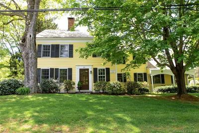 Madison Single Family Home For Sale: 179 Horse Pond Road