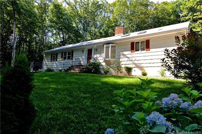Stamford Single Family Home For Sale: 356 Red Fox Road