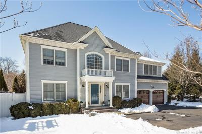 Darien Single Family Home For Sale: 1685 Boston Post Road