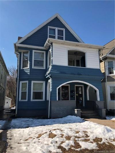West Haven Multi Family Home For Sale: 790 Savin Avenue