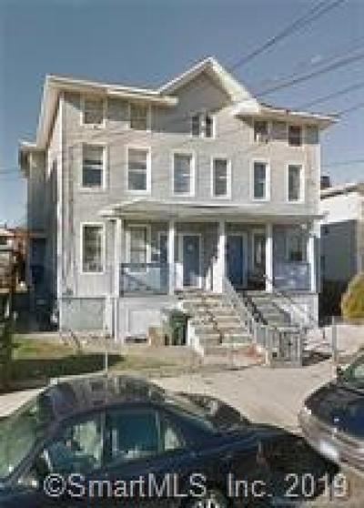 Bridgeport Multi Family Home For Sale: 447 Brooks Street