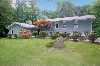 Wilton Single Family Home For Sale: 121 Thunder Lake Road