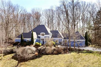 Stamford Single Family Home For Sale: 34 Frost Pond Road