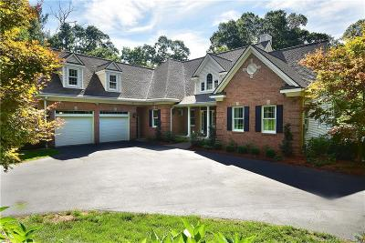 Somers Single Family Home For Sale: 21 Long Hill Drive