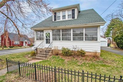Wethersfield Single Family Home For Sale: 255 Wells Road